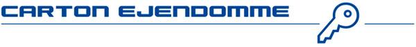 Carton Ejendomme Logo
